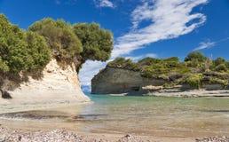 krajobrazowy seashore Zdjęcie Stock