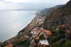 krajobrazowy Sicily obraz stock