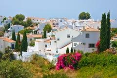 krajobrazowy spanish Zdjęcia Royalty Free