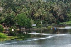 krajobrazowy tropikalny obraz stock