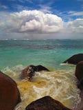 krajobrazowy tropikalny Obraz Royalty Free