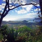 Krajobrazowy Tropikalny plaży St Anne Obrazy Royalty Free