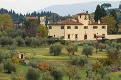 krajobrazowy Tuscan Zdjęcie Stock