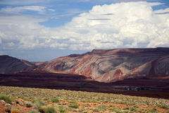 krajobrazowy Utah Obrazy Stock