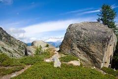 krajobrazowy Valais Zdjęcie Royalty Free