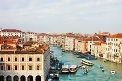 krajobrazowy venetian obraz royalty free