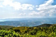 Krajobrazowy widok Fotografia Stock