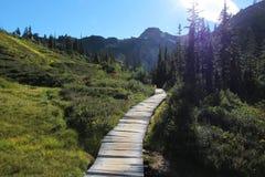 Krajobrazowy widok góra piekarz Zdjęcia Stock