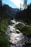 Krajobrazowy widok góra piekarz fotografia stock