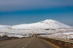Krajobrazowy widok góry Obraz Royalty Free