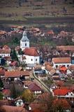 krajobrazowy wiejski Obraz Stock
