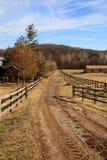 krajobrazowy wiejski Zdjęcie Royalty Free