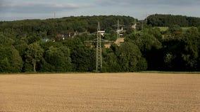 krajobrazowy wiejskiego zbiory wideo