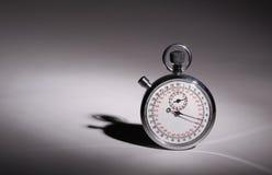 krajobrazowy wizerunku stopwatch Fotografia Stock