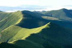 krajobrazowy wutaishan zdjęcie royalty free
