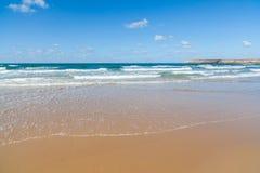 Krajobrazowy wybrzeże morze śródziemnomorskie Zdjęcie Stock