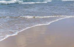 Krajobrazowy wybrzeże morze śródziemnomorskie Obraz Stock