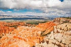 krajobrazowy zachód zdjęcia stock