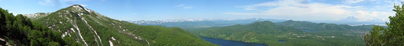 krajobrazu Obraz Royalty Free