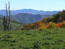 krajobrazu górzysty Obraz Royalty Free