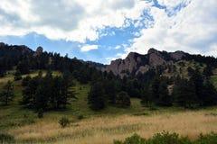 krajobrazu górzysty Zdjęcia Stock