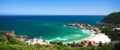 krajobrazu llandudno plaży Obraz Royalty Free