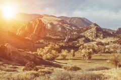 krajobrazu sceniczny colorado zdjęcie royalty free