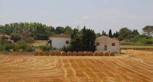 krajobrazu wiejskiego Zdjęcia Royalty Free