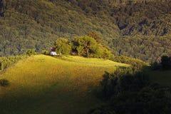 krajobrazu wiejskiego Obrazy Stock
