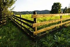krajobrazu wiejskiego Zdjęcia Stock
