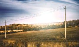 krajobrazy Zdjęcia Stock