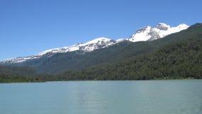 Krajobrazy Bariloche Argentyna Obrazy Royalty Free