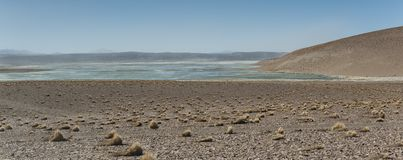 Krajobrazy Boliwia zdjęcie stock
