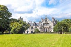 Krajobrazy i architektury Brittany Fotografia Royalty Free