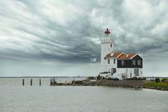 Krajobrazy w holandiach, holenderów krajobrazy zdjęcie royalty free