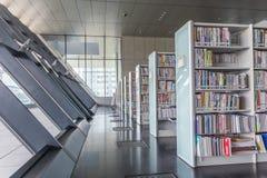 Krajowa biblioteka Chiny Obrazy Royalty Free
