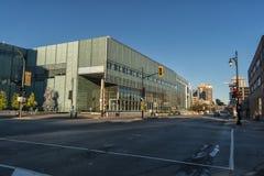 Krajowa biblioteka i archiwa Quebec zdjęcie royalty free