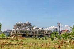 Krajowa biblioteka w Pristina Obraz Royalty Free
