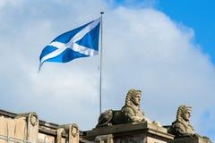 Krajowa galeria sztuki w Edynburg Szkocja fotografia royalty free