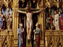 Krajowa katedra Obrazy Royalty Free
