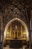 Krajowa katedra obraz stock