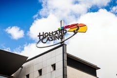 Krajowa podstawa dla eksploataci Kasynowe gry w holandiach Obrazy Royalty Free