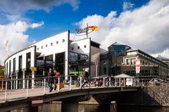 Krajowa podstawa dla eksploataci Kasynowe gry w holandiach Zdjęcie Stock