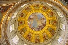Krajowa siedziba Invalids, Paryż - obrazy stock