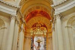 Krajowa siedziba Invalids, Paryż - fotografia royalty free
