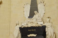 Krajowa siedziba Invalids, Paryż - obrazy royalty free