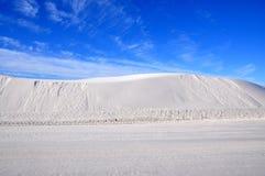 krajowe pomnikowi białe piaski Fotografia Royalty Free