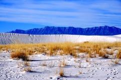 krajowe pomnikowi białe piaski Obraz Royalty Free