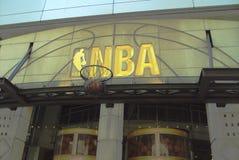 Krajowej koszykówki skojarzenie obrazy stock