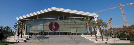 krajowy Catalonia teatr Fotografia Stock